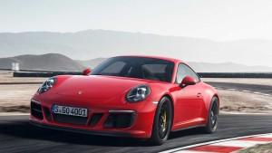 Porsche 911 GTS Facelift