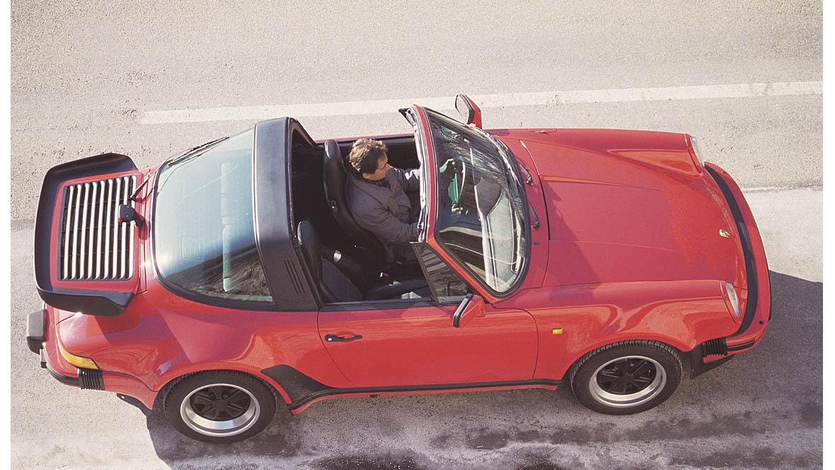 30 Jahre Porsche 911 Turbo vs. Porsche 928 S4