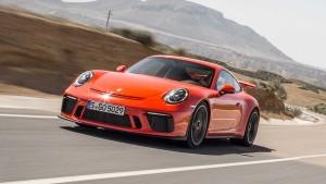 Porsche 911 GT3 Fahrbericht