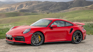 Porsche 911 Turbo 7. Generation