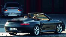 Porsche 911 Turbo-Cabrio