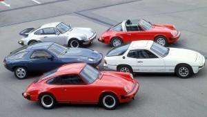 40 Jahre Porsche 911 SC