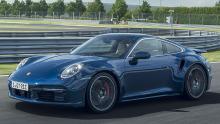 Porsche 911 Turbo (2021)