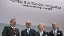Porsche Hauptversammlung 2018