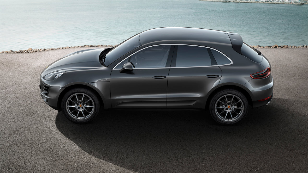 porsche macan muss in die werkstatt. Black Bedroom Furniture Sets. Home Design Ideas