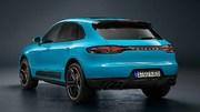 Porsche Macan Facelift (2019)