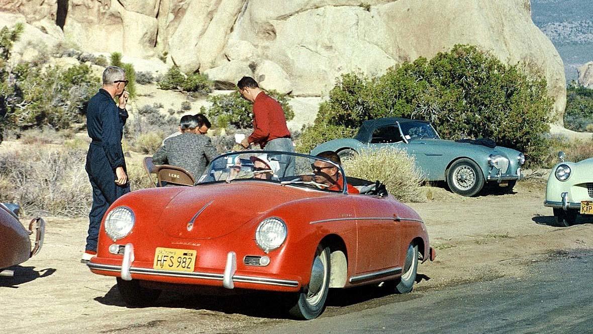 Porsche Speedster USA