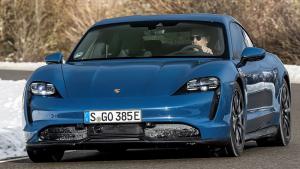 Porsche Taycan (2022)