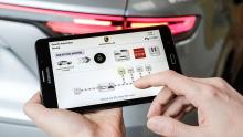 Porsche Autonomes Fahren Werkstatt