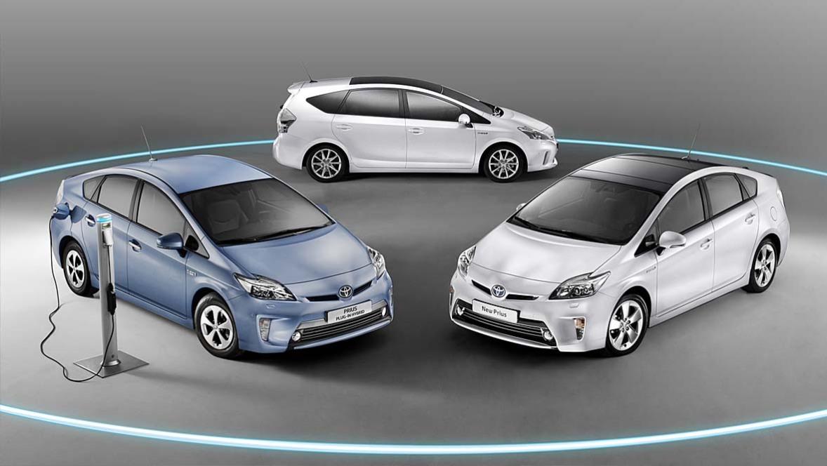 20 Jahre Toyota Prius