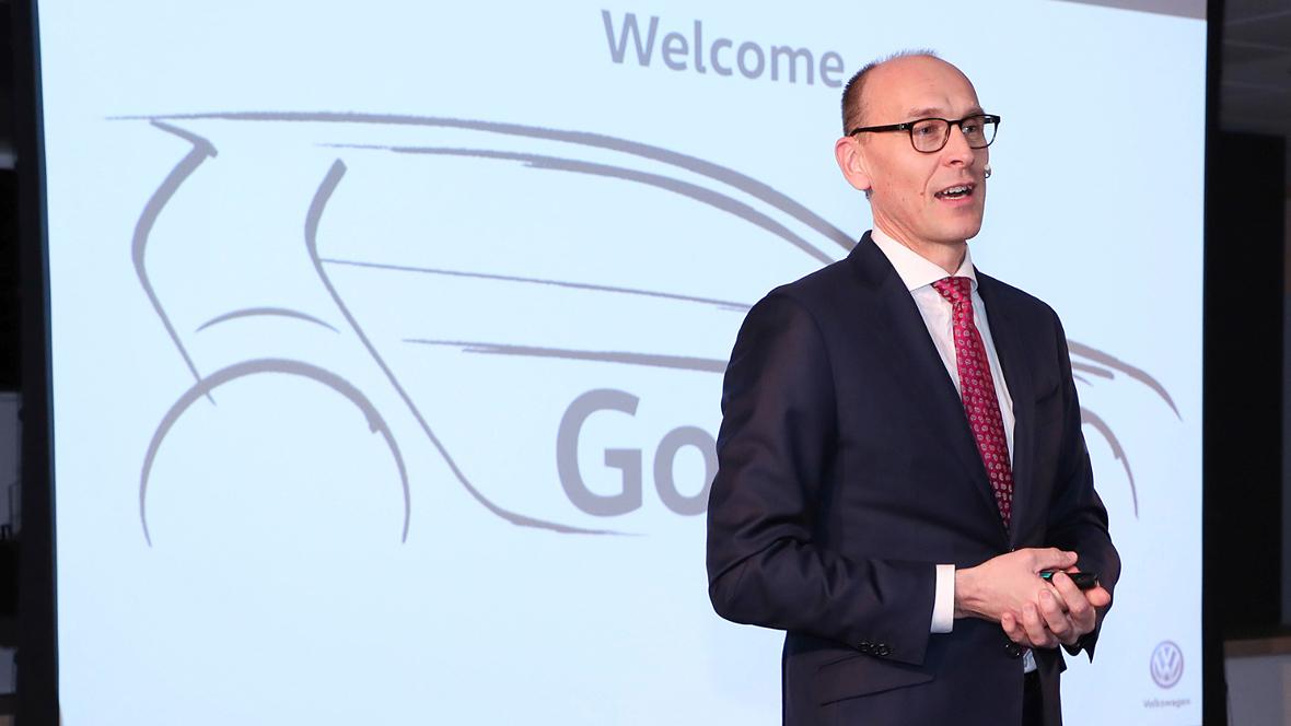 Marke VW investiert 1,8 Mrd. Euro in nächsten Golf
