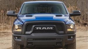 Ram 1500 Rebel Blue Streak