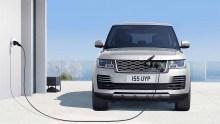 Range Rover als Plug-in-Hybrid