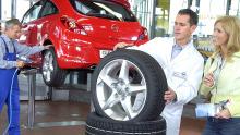 Reifen Reifenlabel Reifenwechsel