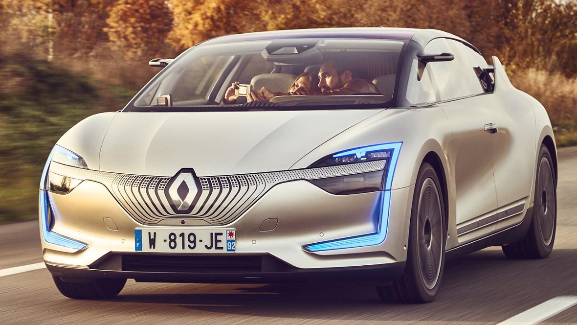 Auto Der Zukunft Renault Symbioz Soll 2023 Kommen Autohausde