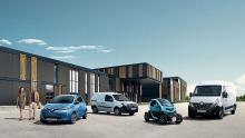 E-Auto-Flotte Renault