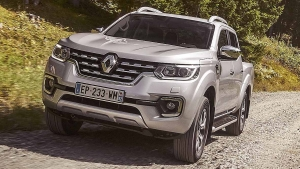 Renault Alaskan Fahrbericht