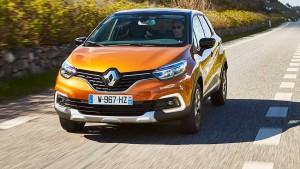 Renault Captur Facelift