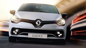 Renault Clio R.S. Facelift