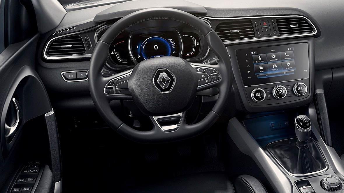 Renault Kadjar (2019) - autohaus.de