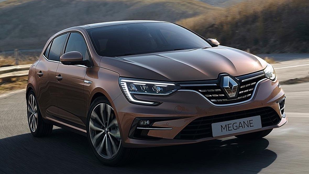 Renault Mégane Facelift (2021)