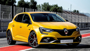 Renault Mégane RS Trophy (2019)