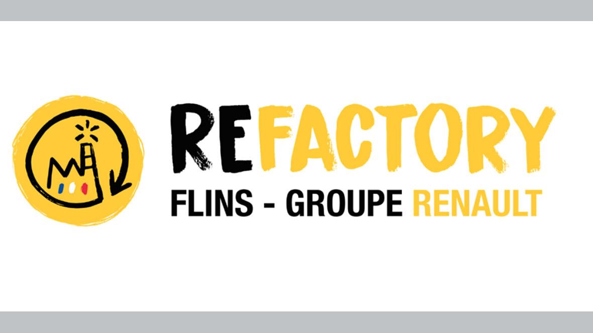 Renault Recycling Flins