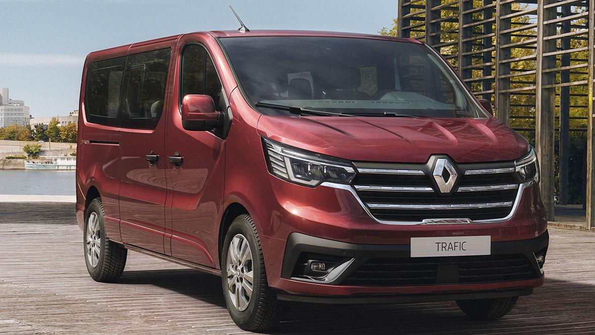Renault Trafic Combi (2021)