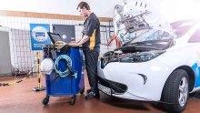 Reparatur Elektroauto