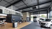 Rosier Gruppe; Mercedes-Benz; Nutzfahrzeugzentrum; Paderborn