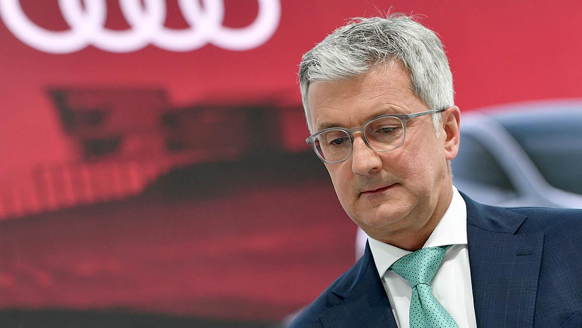 Audi-Chef legt Haftbeschwerde ein - Wirtschaft