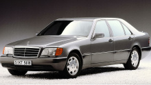 Mercedes-Benz S-Klasse (W 140)