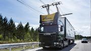 Elektro-Lkw Scania