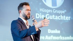 Arndt Huesges, Geschaeftsfuehrer Huesges-Gruppe
