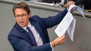 Andreas Scheuer Pkw-Maut