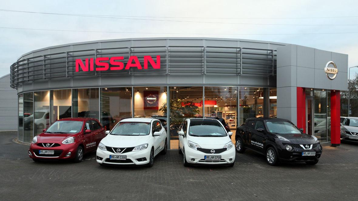 Nissan In Kassel Moto