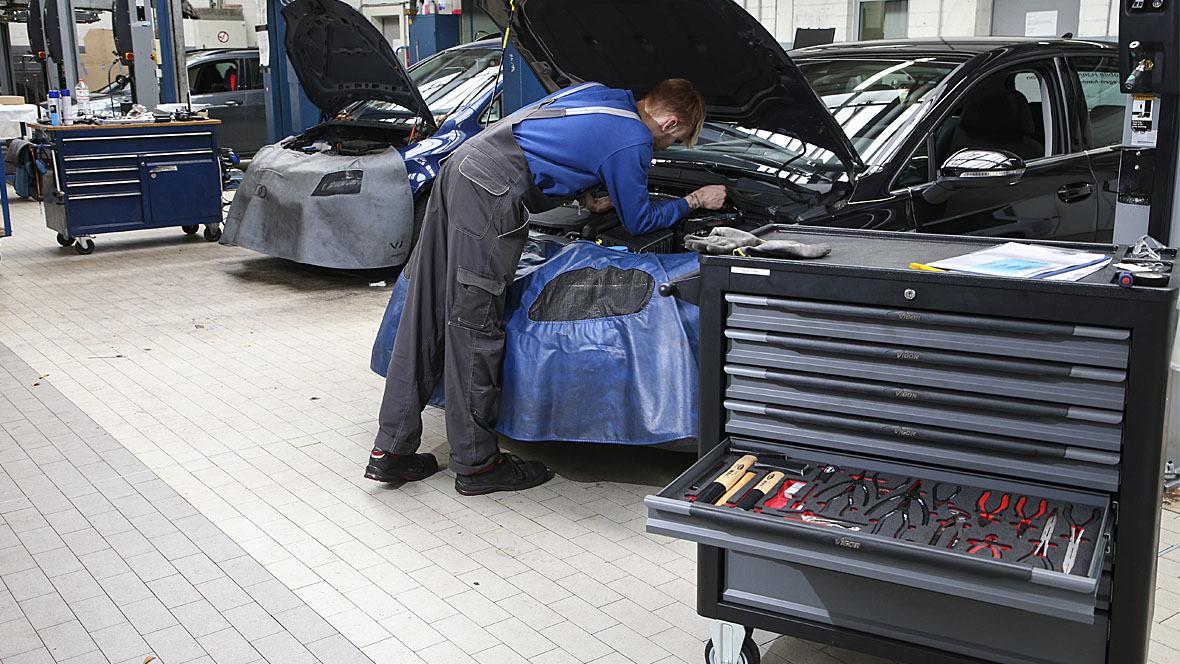 Seat Werkstattdienst Werkstattservice
