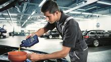 Shell und BMW Zusammenarbeit