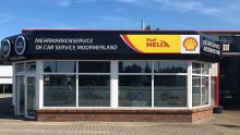 Shell Brandingmaterialien