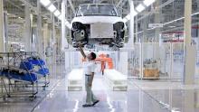 VW-Werk Indien Skoda Fabia