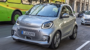Smart fortwo (2021)