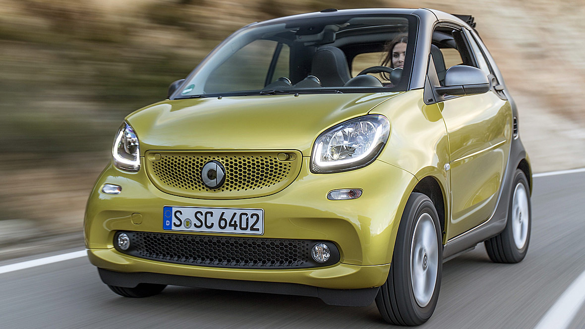 Smart fortwo (2020)