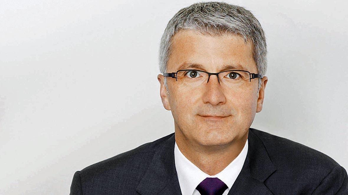 Aktionärs-Kritik an Audi-Chef Stadler erwartet