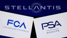 Stellantis; FCA; PSA; Fusion