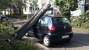Sturmschaden Auto