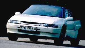 25 Jahre Subaru SVX