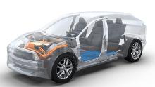 Subaru E-Auto-Pläne