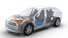 Subaru E-Mobilität