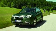Subaru Forester Sondermodell