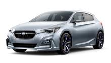 Subaru Studie Impreza 5-door Concept